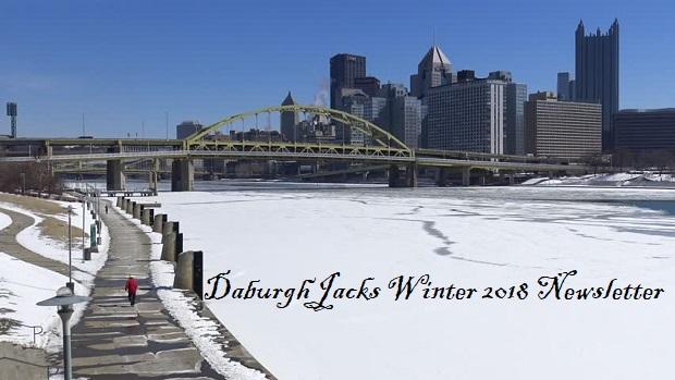 The Winter 2018 Newsletter